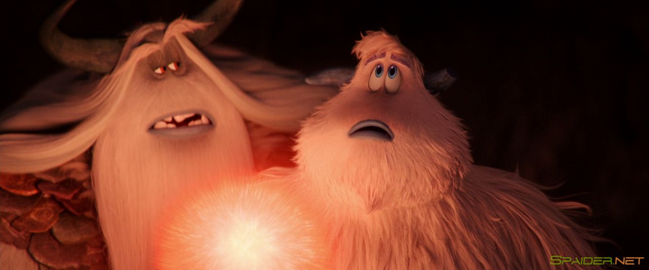 Смолфут / Smallfoot (2018) BDRip 1080p | iTunes 1