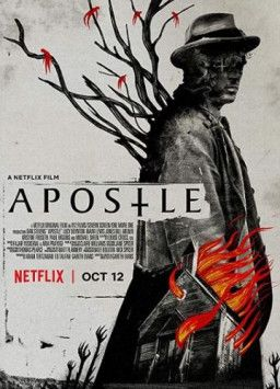 Апостол / Apostle (2018) WEBRip | LakeFilms