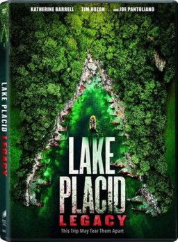 Лейк Плэсид: Наследие / Lake Placid: Legacy (2018) DVDRip | L