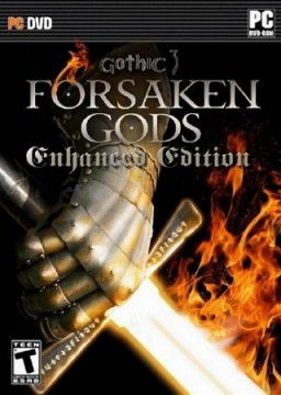 Gothic 3: Forsaken Gods Enhanced Edition/Отвергнутые боги (2011) PC | Repack