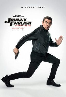 Агент Джонни Инглиш 3.0 / Johnny English 3 (2018) BDRip 1080p | Чистый звук