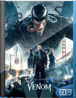 Веном / Venom (2018) BDRip 1080p | 60 fps | Лицензия