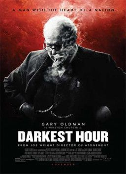Темные времена / Darkest Hour (2017) BDRip | Лицензия