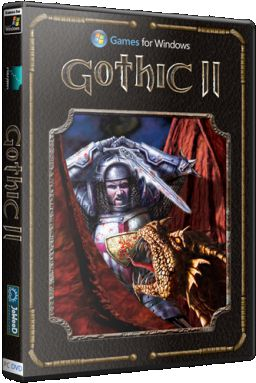 Gothic 2 + Night of the Raven(ночь ворона) (2003) PC