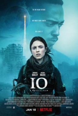 Ио / IO (2019) WEB-DL 1080p | Horizon Studio