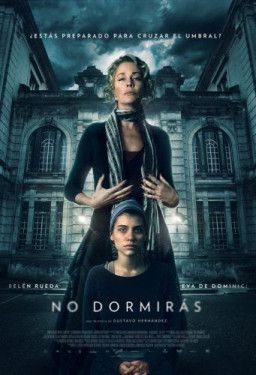 Инсомния / No dormirás (2018) WEB-DL 1080p | iTunes
