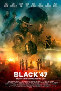Черный 47-й / Black 47 (2018) WEB-DLRip | HDrezka Studio