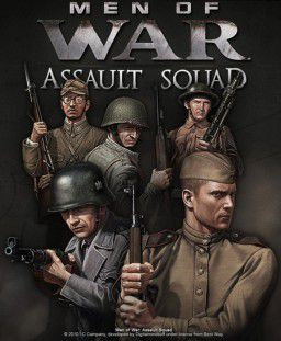 В тылу врага 2. Штурм / Men Of War. Assault Squad [v 2.00.11] (2011) PC