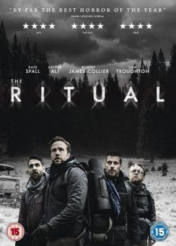 Ритуал / The Ritual (2017) WEB-DLRip | Jaskier