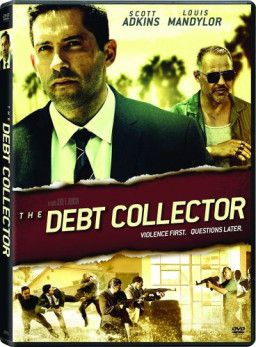 Коллектор / The Debt Collector (2018) HDRip | L
