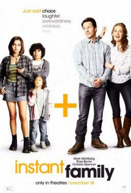 Семья по-быстрому / Instant Family (2018) WEB-DLRip 720p | Звук с TS