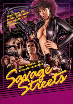 Дикие улицы / Savage Streets (1984) BDRip | A