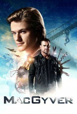 МакГайвер / MacGyver [2 Сезон. 1-17 из 22] (2017) WEB-DLRip | NewStudio