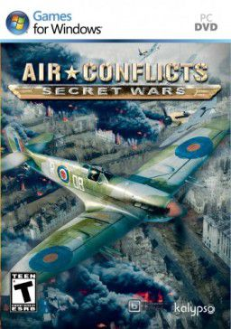 Air Conflicts: Secret Wars (2011) PC | Лицензия