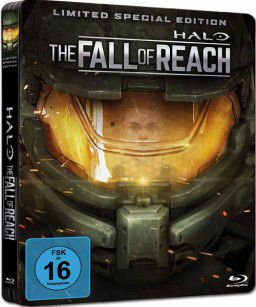 Halo: Падение Предела / Halo: The Fall of Reach (2015)