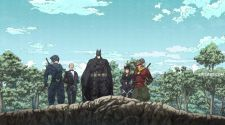Бэтмен-ниндзя / Batman Ninja (2018) WEB-DLRip | L 1