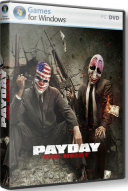 PAYDAY: The Heist (2011/PC/RUS