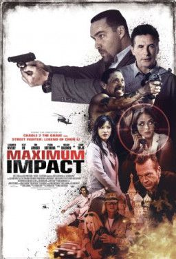 Максимальный удар / Maximum Impact (2017) BDRip 1080p | Лицензия