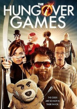 Похмельные игры / The Hungover Games (2014) BDRip 720p | iTunes