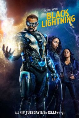 Черная молния / Black Lightning [2 Сезон. 1-13 из 16] (2018) WEB-DLRip | IdeaFilm