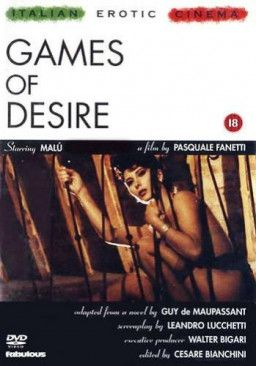 Игры желаний / Games of Desire (1991) SATRip | A