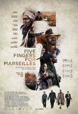 Пять пальцев для Марселя / Five Fingers for Marseilles (2017) WEBRip 1080p | L2