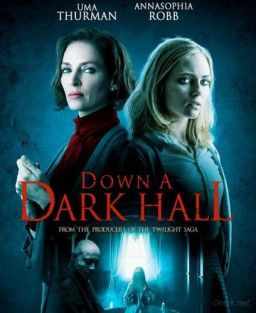 Дальше по коридору / Down a Dark Hall (2018) WEB-DL 1080p | L
