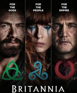 Британия / Britannia [1 Сезон. 1-9 из 9] (2018) WEB-DLRip | NewStudio