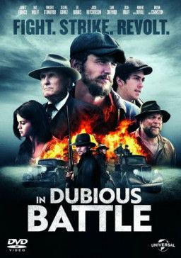 И проиграли бой / In Dubious Battle (2016) BDRip 720p | Чистый звук
