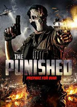 Каратель / The Punished (2018) WEB-DLRip | L