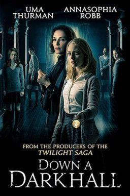 Дальше по коридору / Down a Dark Hall (2018) WEB-DL 720p | L
