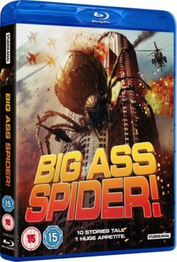 Мегапаук / Big Ass Spider (2013)