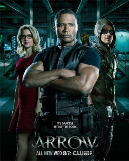 Стрела / Arrow [6 Сезон. 1-13 из 23] (2017) WEB-DLRip | ColdFilm