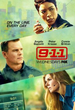 9-1-1 / 9-1-1 [2 Сезон. 1-2 из 10] (2018) WEB-DLRip | NewStudio