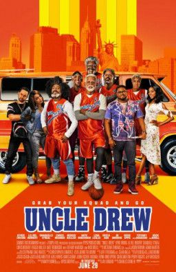 Дядя Дрю / Uncle Drew (2018) HDRip | L
