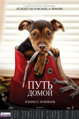 Путь домой / A Dog's Way Home (2019) CAMRip 720p