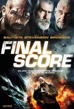 Окончательный счёт / Final Score (2018) WEB-DL 720p | HDRezka Studio