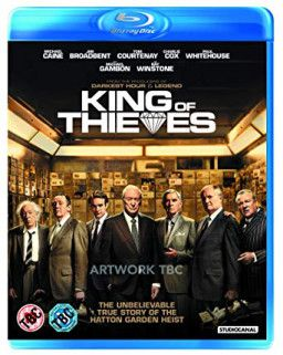 Король воров / King of Thieves (2018) BDRip 720p | L