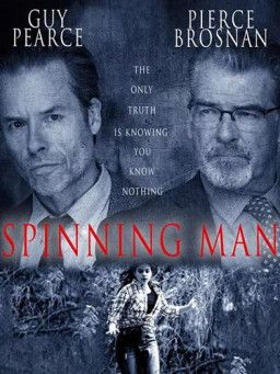 На грани безумия / Spinning Man (2018) BDRip 1080p | L