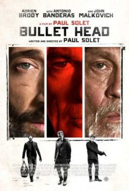 Цепной пёс / Bullet Head (2017) BDRip 720p | Лицензия