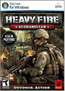 Heavy Fire: Afghanistan (2012) PC