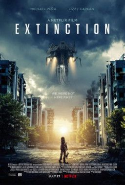 Закат цивилизации / Extinction (2018) WEB-DLRip | L