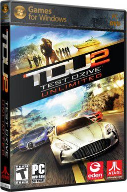 Test Drive Unlimited 2 (2011/RUS/ENG/Full/Repack)