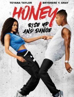 Лапочка 4 / Honey: Rise Up and Dance (2018) DVDRip | L