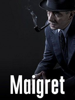 Мегрэ на Монмартре / Maigret in Montmartre (2017) WEB-DLRip