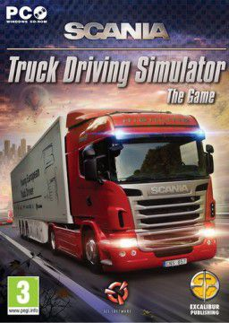 Scania Truck Driving Simulator - The Game (2012) PC