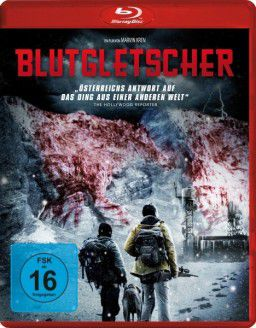 Кровавый ледник / Schlaraffenhaus / Blood Glacier / The Station (2013)