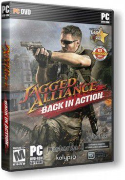 Jagged Alliance: Back in Action (v1.03 + 4 DLC) (2012) PC