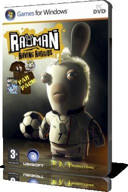 Rayman Raving Rabbids Fan Pack (2010/ PC/ Русский)