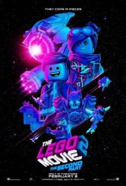 ЛЕГО Фильм-2 / The Lego Movie 2: The Second Part (2019) TS 720p